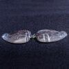 Gravert sølvspenne Hørsdal til Åmlibunad / Aust-Agder bunad