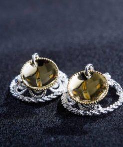 Støpte maljer i sølv til Åmlibunad / Aust-Agder bunad