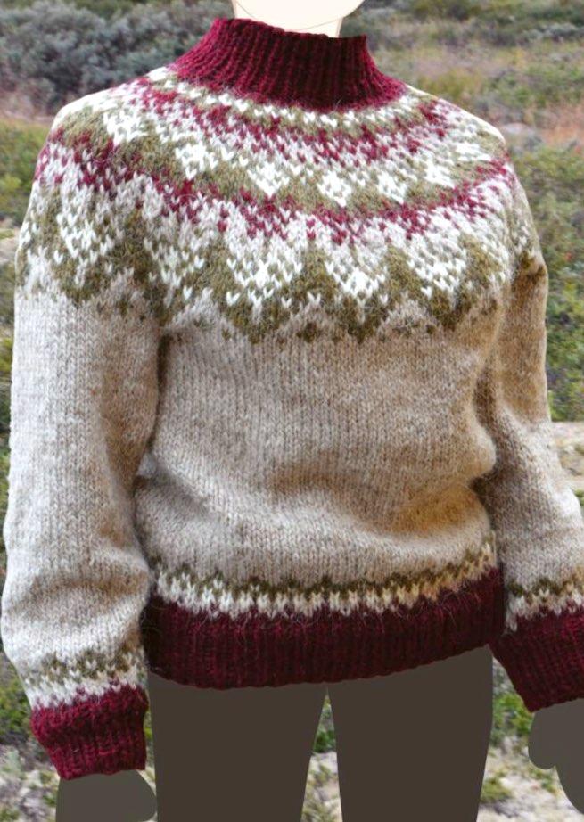 lopi genser